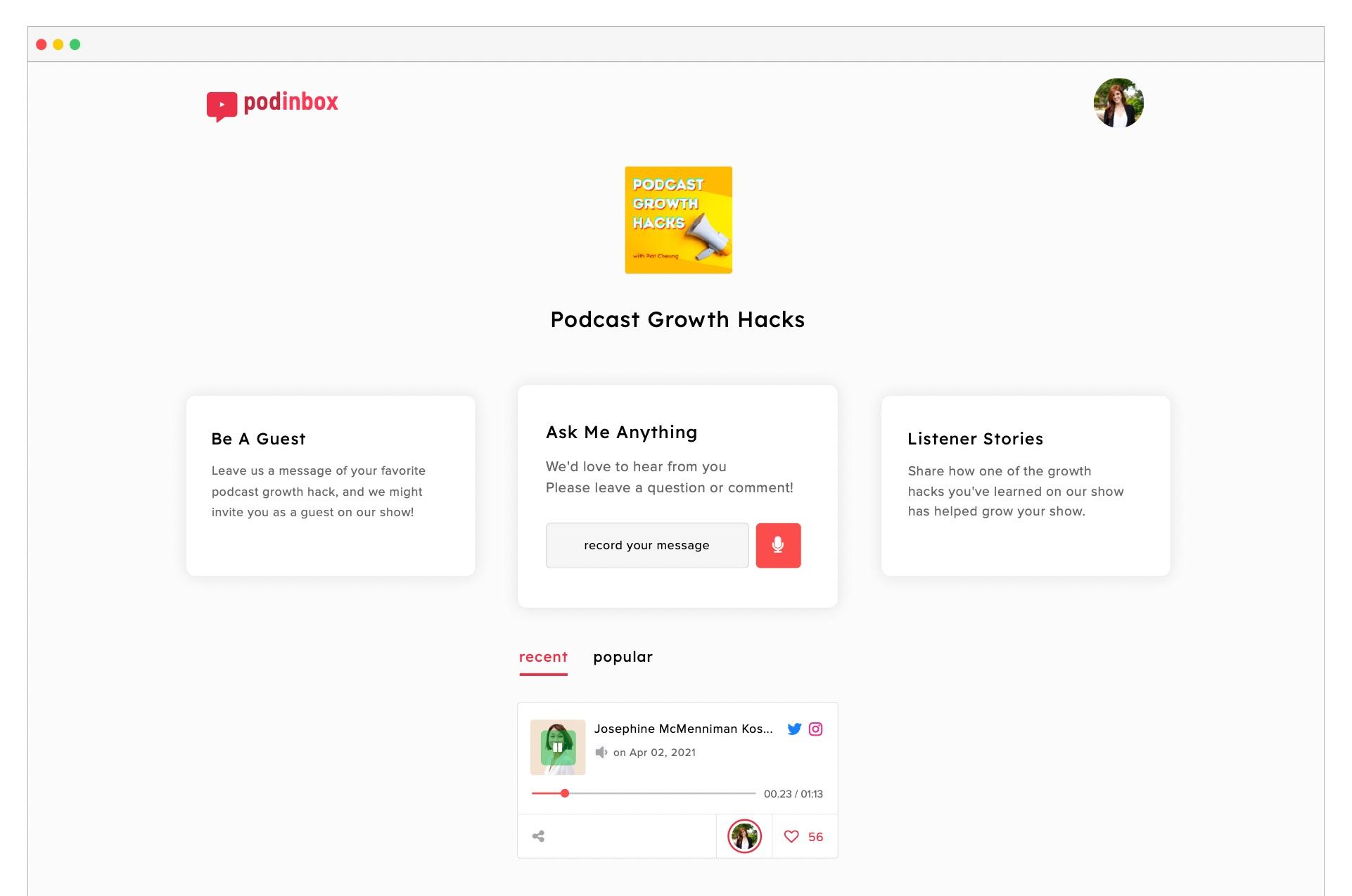 podinbox_-_2_0_-_multi_inbox_multi_show__Show_Page_-_Multi_Inbox