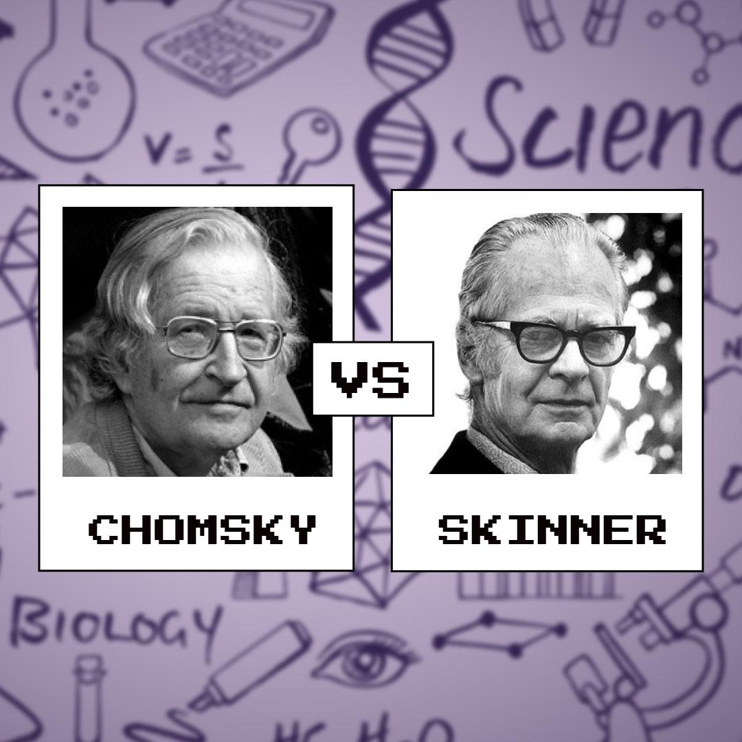 Chomsky-vs-Skinner